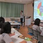 名護高校授業風景